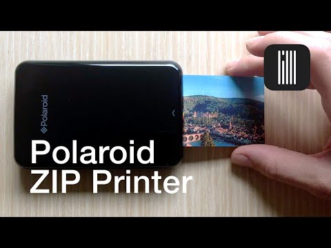 Is POLAROID ZIP Printer WORTH IT?!