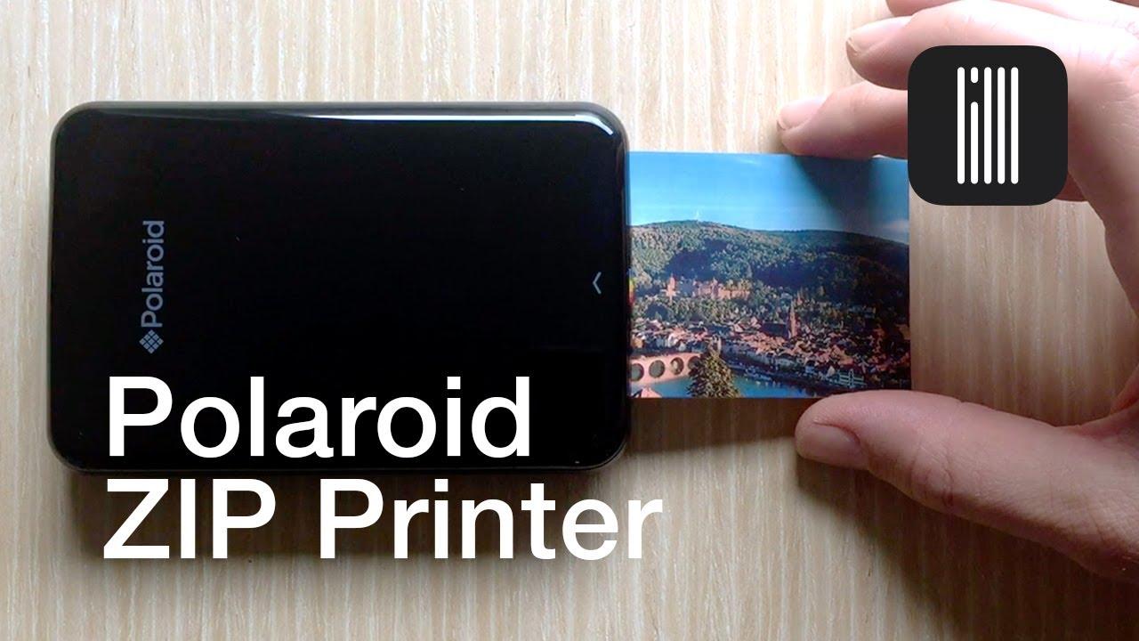 Polaroid Zip Review Youtube