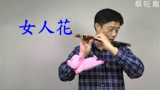 21 Beautiful Chinese Flute music / 笛 子 吹 奏 音 樂 - 2015 -12-2