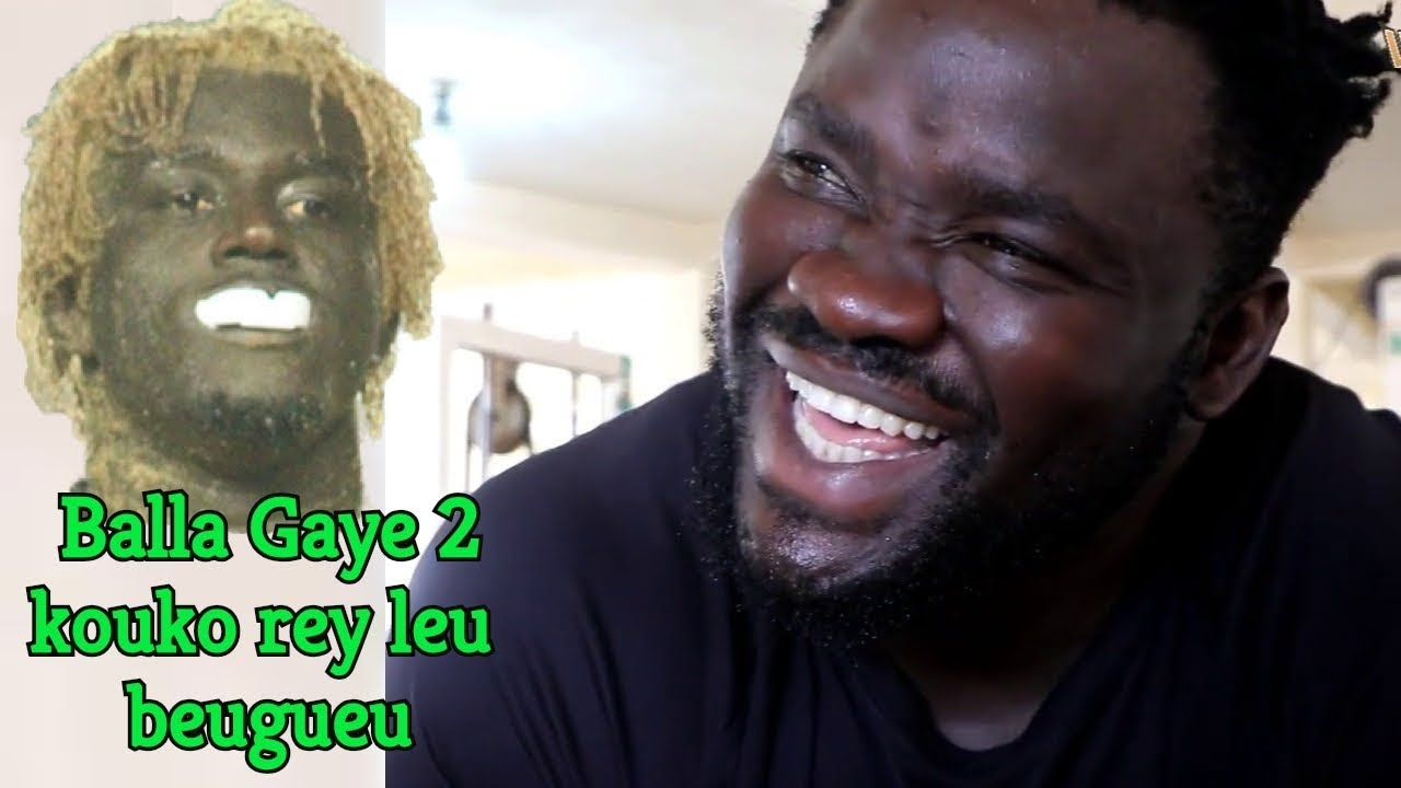 "Eumeu Sène taquine Balla Gaye 2 ""Sayou mako dané mou oute ley, kouko rey lay weur..."""