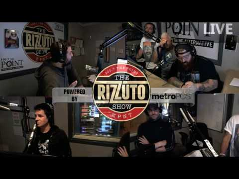 Comedian Hal Sparks on the Rizzuto Show