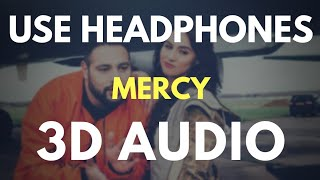 Mercy (3D AUDIO) | Virtual 3D Audio