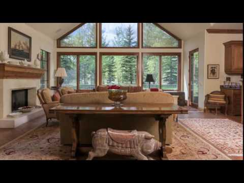 Mountain Hideaway or Home:  1100 West Canyon.  Sue Engelmann Luxury Real Estate in Sun Valley, Idaho