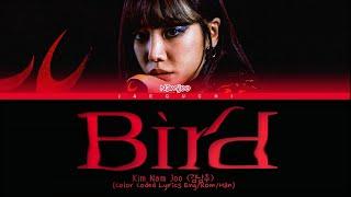 KIMNAMJOO(에이핑크 김남주) (APINK) bird / Color Coded Lyrics