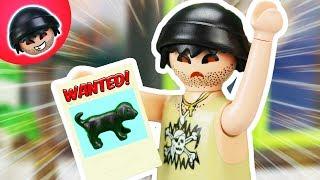 KARLCHEN KNACK #52 - Wo ist Karlchens Hund?!  - Playmobil Polizei Film