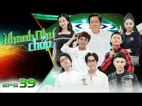Nhanh Như Chớp | Tập 39 Full HD: Trường Giang Rối Khi Liên Tục Bị Team Midu Và Huỳnh Lập Chống Đối