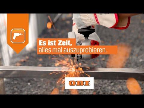 Außenküche Selber Bauen Obi : Uploads from obi youtube