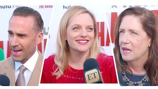 Elisabeth Moss and Handmaid's Tale Cast React to Season 3 Finale (Exclusive)