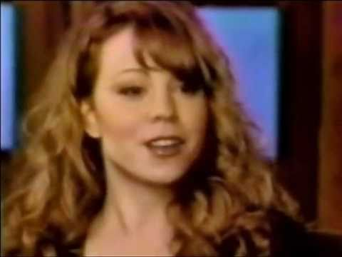 Mariah Carey-Vision of a Daydream Interview 1996