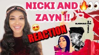 Baixar ZAYN - No Candle No Light (Lyric Video) feat. Nicki Minaj Reaction