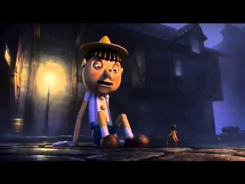 Pinocho y pepe grillo