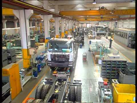 pktrucks Astra trucks promotion movie