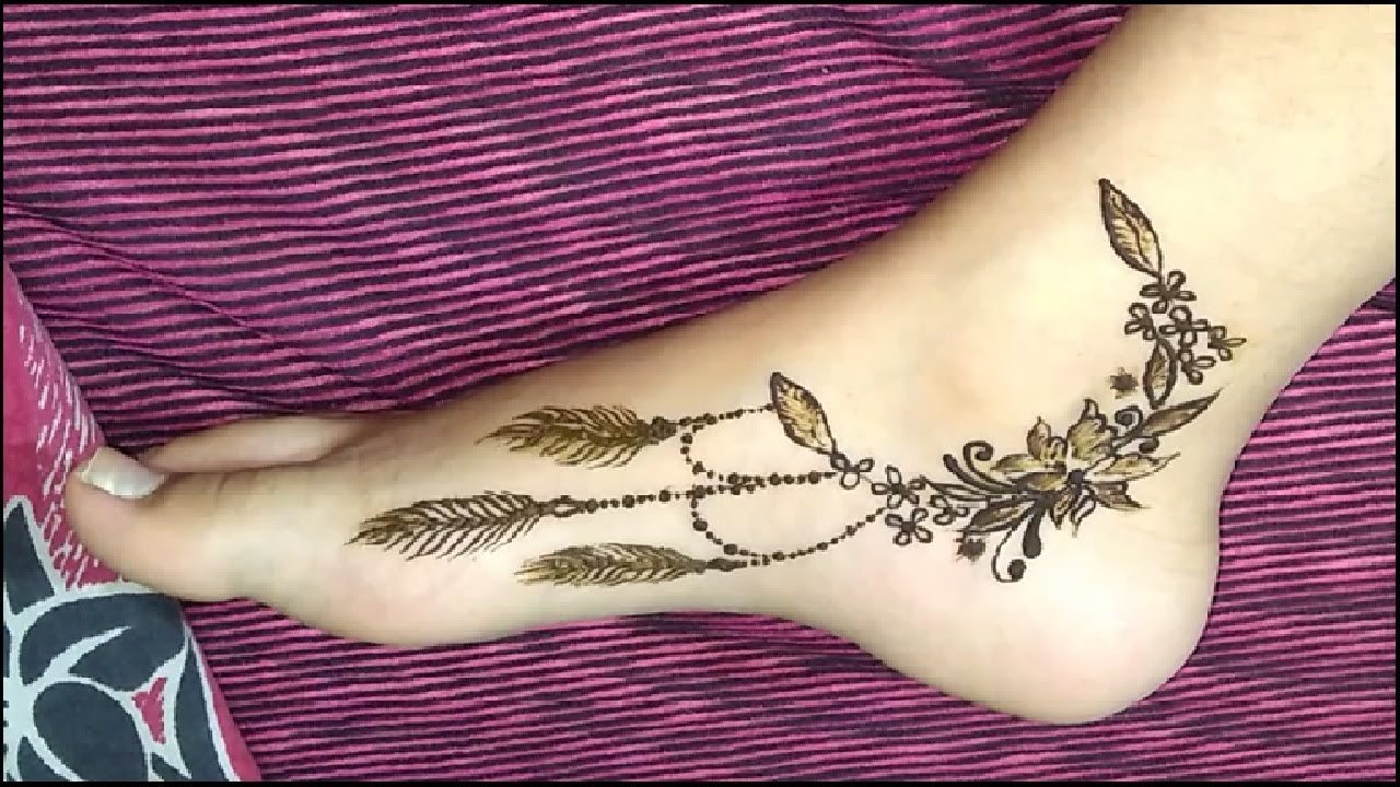 Henna Dream Catcher Tattoo Mehndi Floral Moon Design Diy How