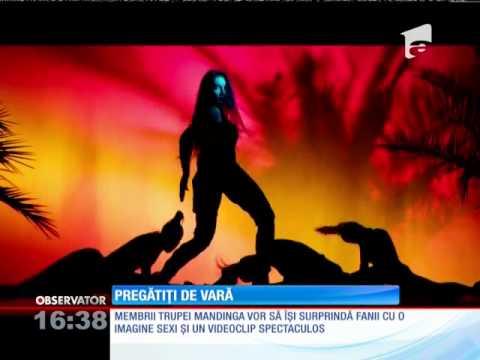 """Mandinga a lansat videoclipul """"Adrenalina"""""""