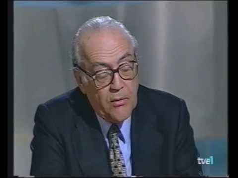 Los desayunos de TVE: Leopoldo Calvo-Sotelo (19/04/1999)