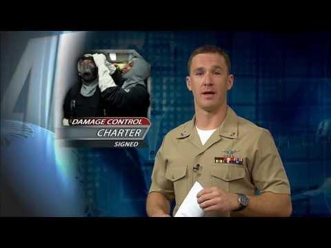 Commander, U.S. Fleet Forces Command, Commander, U.S. Pacific Fleet Sign Damage Control Charter