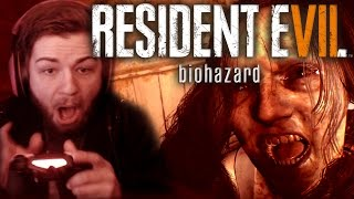 NEARLY WET MYSELF! (RESIDENT EVIL 7 Part 1)