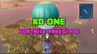 KD-ONE - Fortnite Freestyle (Prod. KD-ONE)