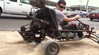 buggy 125cc casero