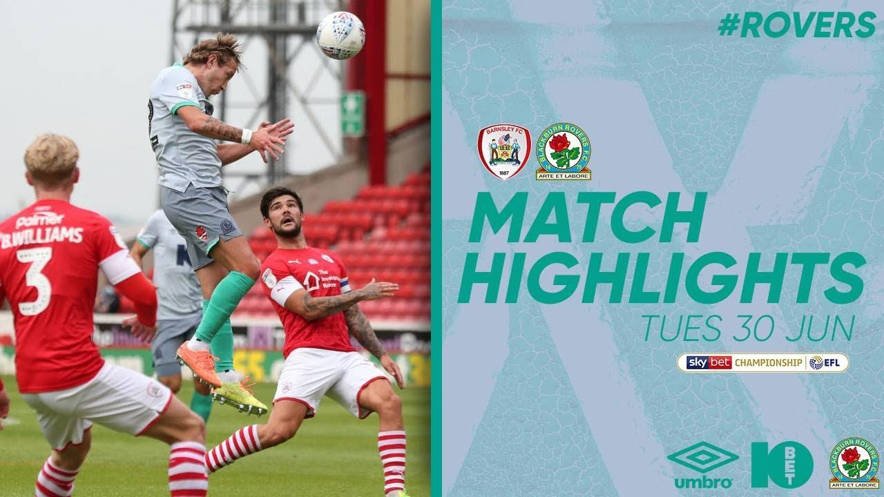 Highlights: Barnsley 2-0 Rovers