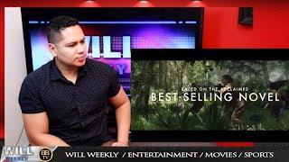 ANNIHILATION   Trailer review reaction