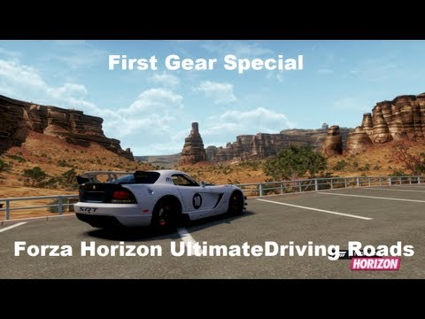 First Gear Special - Ultimate Driving Roads in Forza Horizon