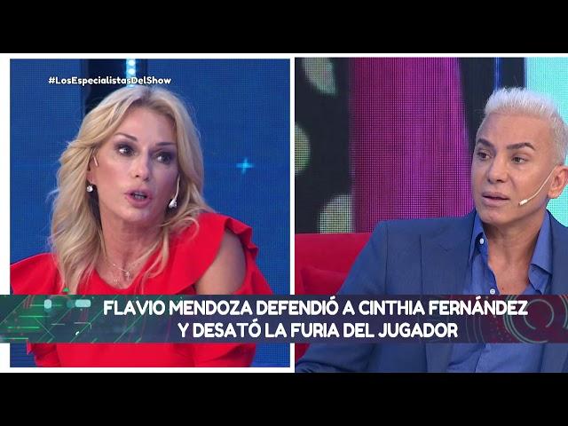 Yanina Latorre le responde a Flavio Mendoza