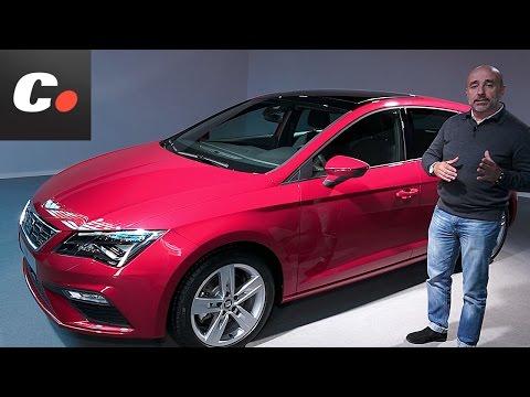 Seat León 2017 | Presentación estática / Review en español | Coches.net