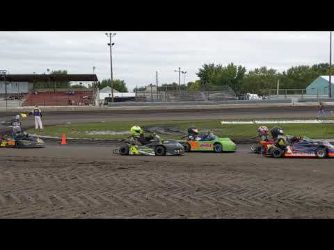Sep 14 Stock Heat (2B) - Arlington Raceway