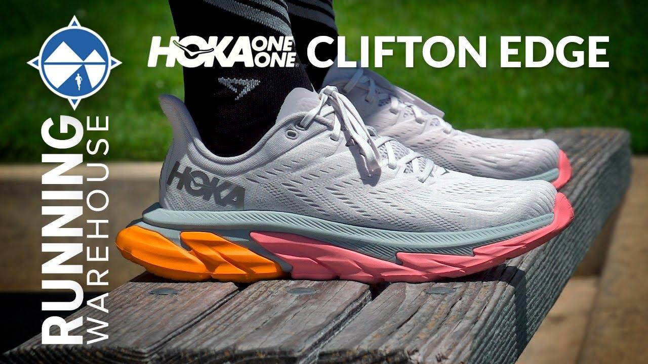 HOKA Clifton Edge GLOBAL Shoe Review | Maximal Cushioning Re-imagined!