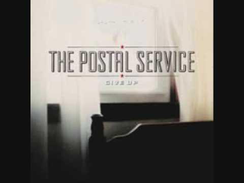 Brand New Colony-The Postal Service. LYRICS.