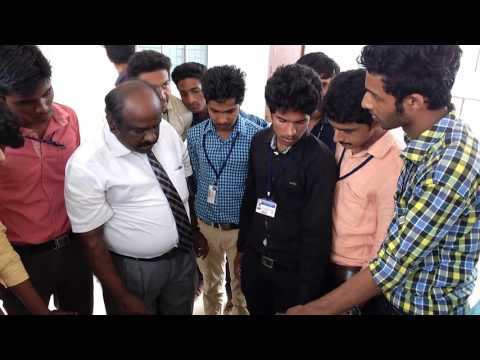Workshop on Advanced IC Engines by Mechanical Engg Dept at DSCE  Coimbatore,
