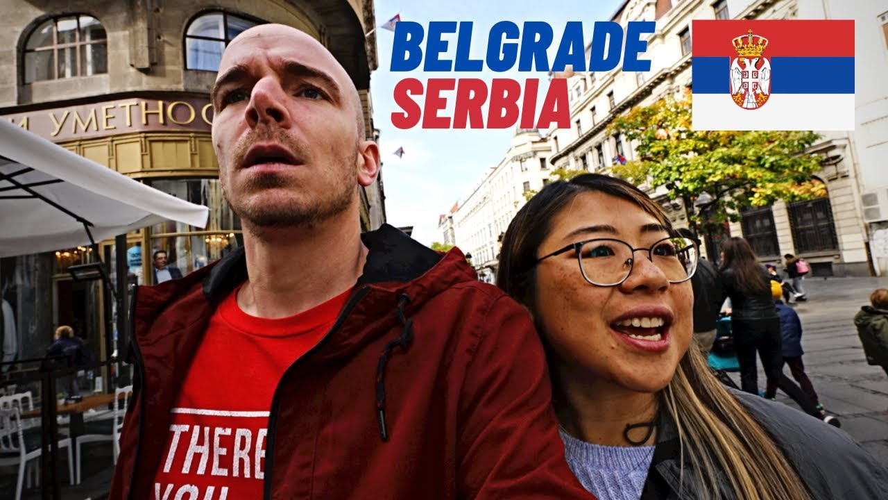 Download First Impressions of Belgrade, Serbia! 🇷🇸