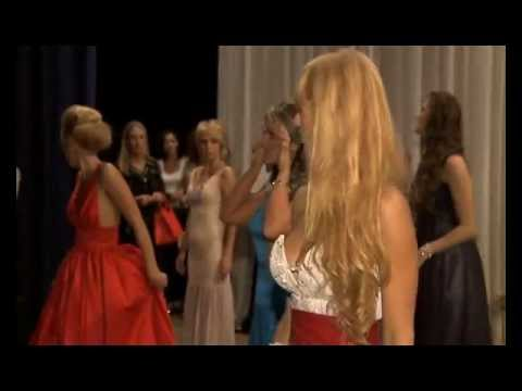 Miss Ukraine Beauty Contest Christina Peskowa.avi