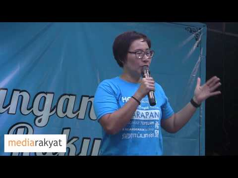 Elizabeth Wong: Friends, What Will You Sacrifice For Malaysia?