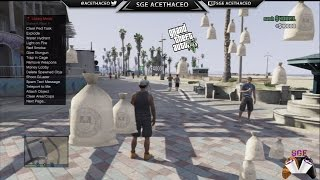 GTA5 ONLINE | HOW TO MAKE A MODDED ACCOUNT | XBOX360,XBOX1,PS3,PS4