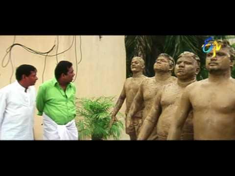 Jabardasth Masti - Anandam - Mud Bath Comedy Scene