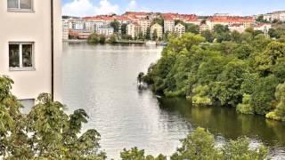 Однокомнатной квартира в центре Стокгольма 22 кв м(, 2015-07-13T15:22:32.000Z)