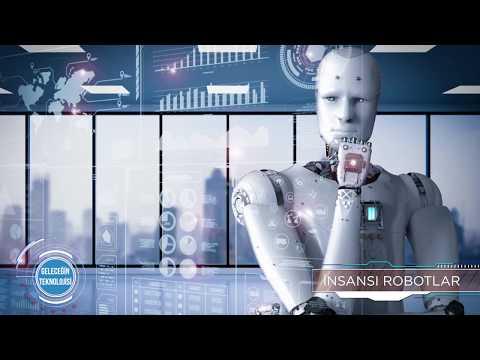 Geleceğin Teknolojisi | İnsansı Robotlar