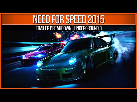 need for speed 2015 underground 3 trailer breakdown new screenshots youtube. Black Bedroom Furniture Sets. Home Design Ideas