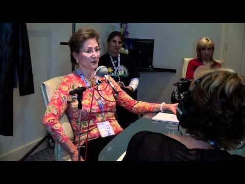 Interview France inter Emma Bonino and Ellen Gracie Northfleet part2