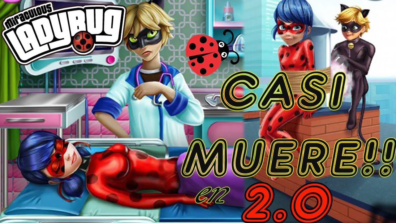 Ladybug Muere Y Cat Noir La Revive 2 0 Prodigiosa