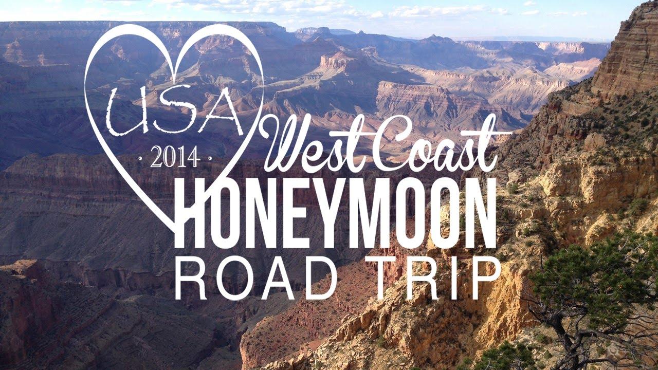 USA Honeymoon West Coast & Hawaii Roadtrip - California ...