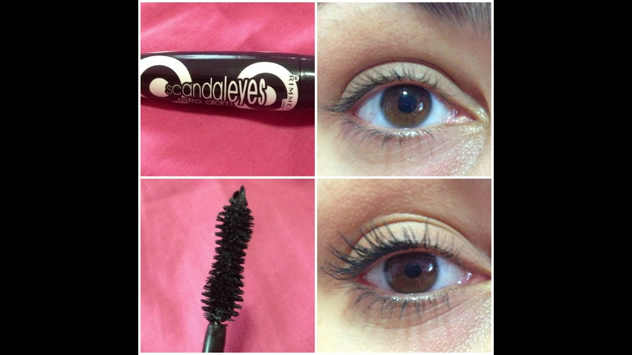Scandaleyes Retro Glam Mascara by Rimmel #6