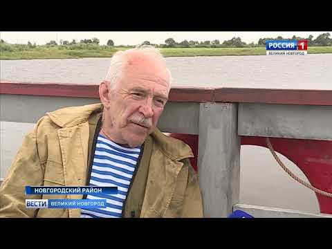ГТРК СЛАВИЯ Съемки фильма Паромщица 05 08 19