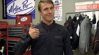 How To Make Sure Your Riding Jacket Fits!   MC GARAGE TIPS