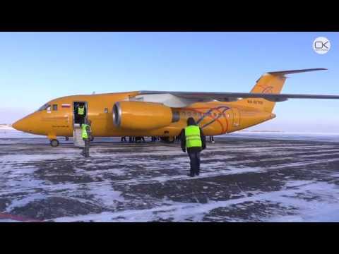 Ан-148 совершил первый рейс из Саратова в Питер