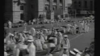"""Shipmates Forever"" - Naval Academy clips only (part 3 of 3)"