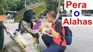 pera o alahas homeless