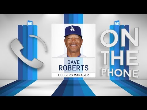 Dodgers Manager Dave Roberts Talks World Series & More w/Rich Eisen   Full Interview   10/22/17